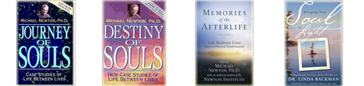 Between Life Soul Regression Suggested Reading